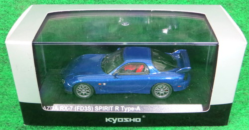 京商 1/43 マツダ RX-7(FD3S) SPIRIT R Type-A