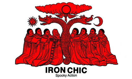"""Iron Chic """"Spooky Action"""" Tape"""