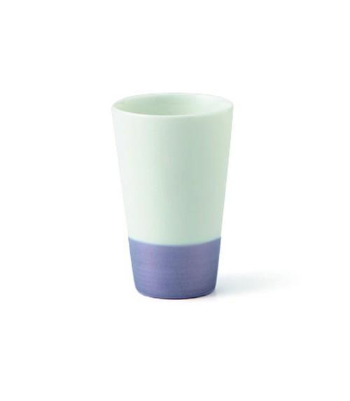 味変形酒杯 ラスターストレートタイプ小