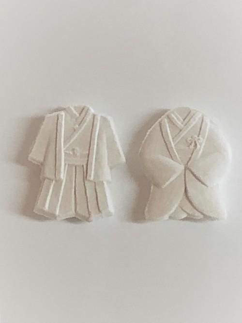 袴・白無垢/わんさんぼんのお干菓子