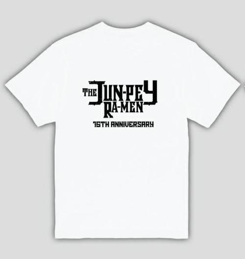 jun-pey ra-men15周年記念Tシャツ