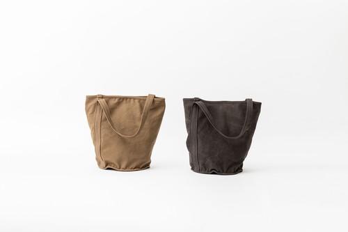 backet shoulder bag S