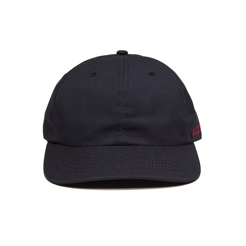 ALLTIMERS / LINED UP HAT -NAVY-