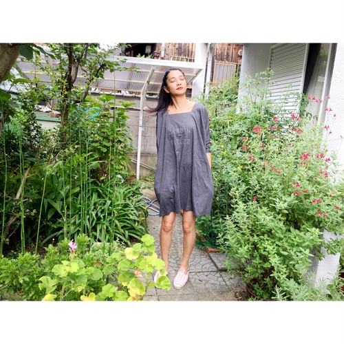 OH-16SS-09S RELAX DRESS SHORT
