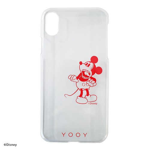DISNEY/REACTION/MICKEY iPhone CASE/YY-D028