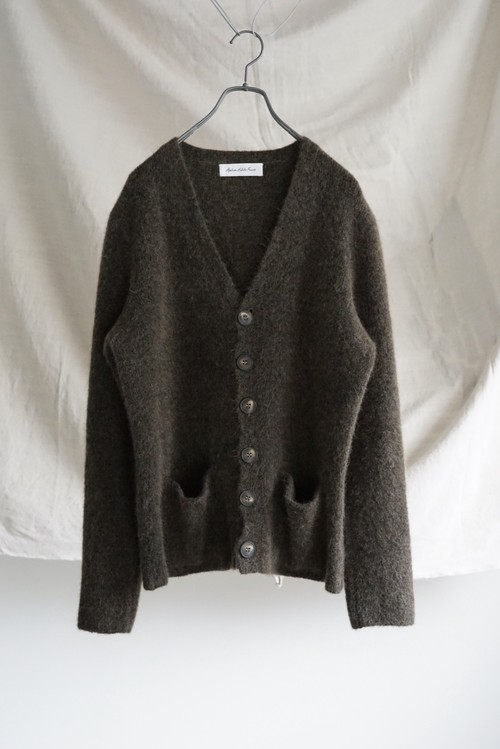 <SOLD OUT >Atelier Hilde Frunt - Mohair Cardigan