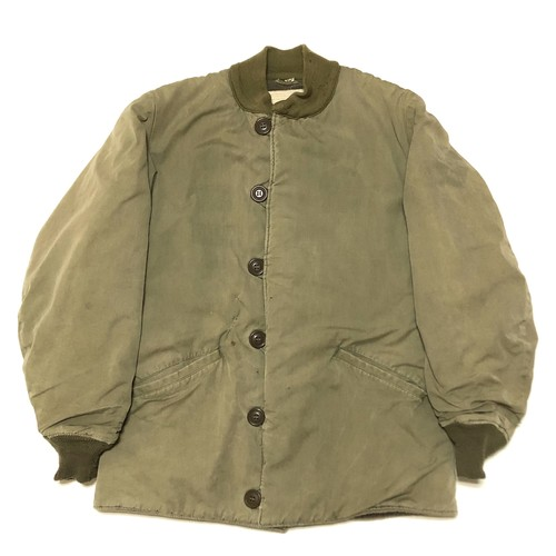40's US ARMY M-1943 Alpaca×Wool Liner Jacket(40L) アルパカ&ウール