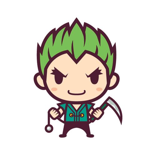 由利鎌之介 キャラクター