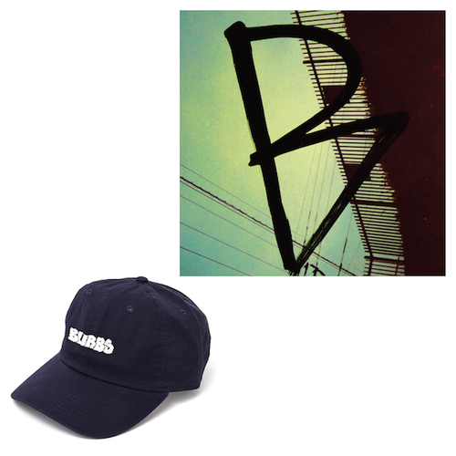 WWWTYO x SHINO/BURBS BALL CAP (NAVY) x CD SET