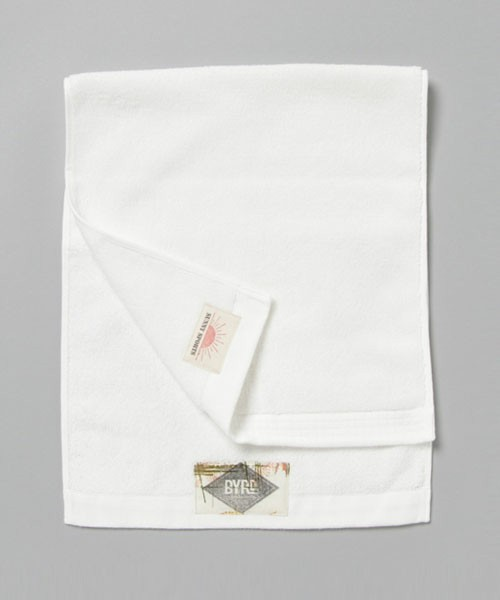 SUNNY SPORTS/BYRD SOLID FACE TOWEL