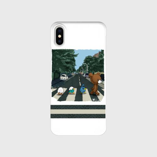 横断歩道/TOUMA(iPhoneX/8/7/6/6s)