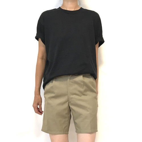 ② Dead Stock 80's A.M.I. Chino Short Trousers 42