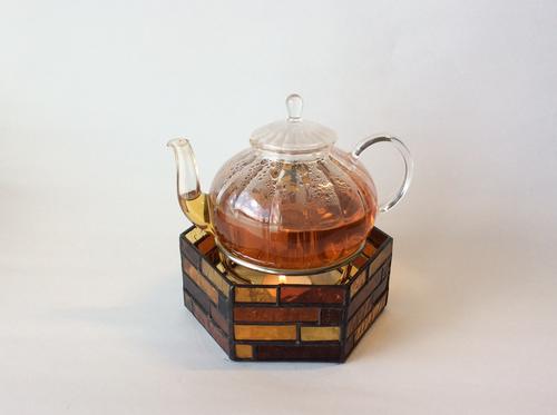 Tea warmer(ティーウォーマー)レンガチャ
