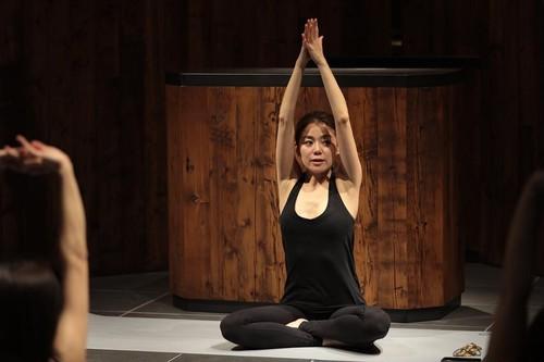 Yoga Series by Ryoko SAITO -Morning-