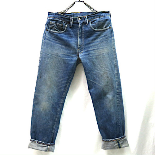 LATE60's〜LEVI'S 505 BIG E STAMPED16 (リーバイス 505ビッグE )