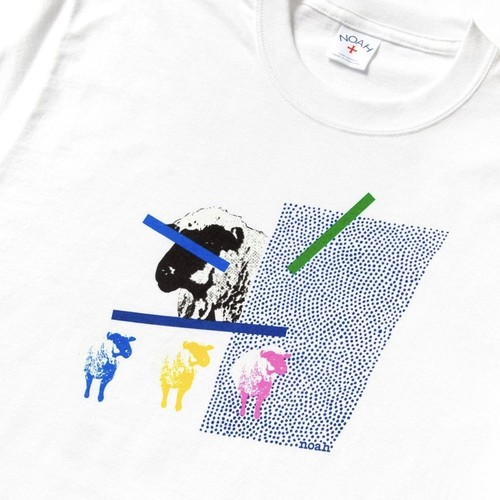 Animal Censorship Tee(White)