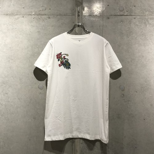 EXPANSION 0918T SUMMER MADNESS T-SHIRTS / WHITE