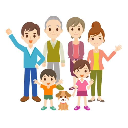 家族 集合