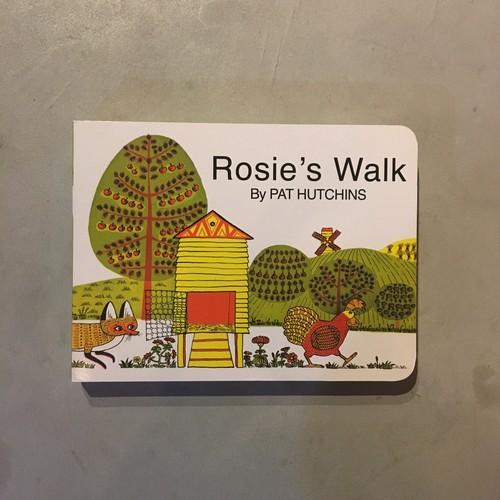 【新刊】Rosie's Walk | Pat Hutchins