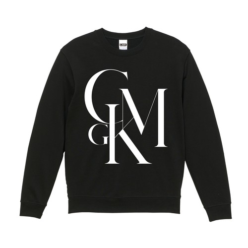 CMKG Logo CrewNeck Sweat