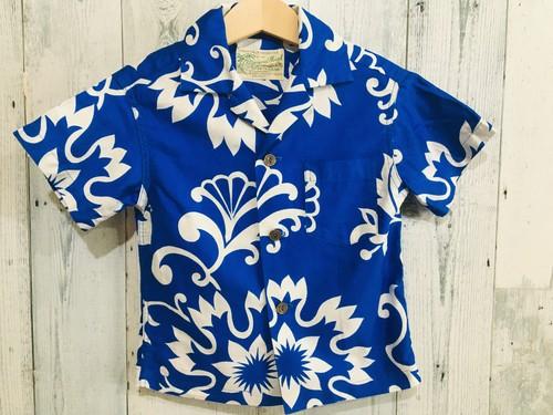 DIAMOND HEADビンテージ ハワイアンシャツ サイド巻き縫 アロハ60s70sOLD 資料 ディスプレイにも