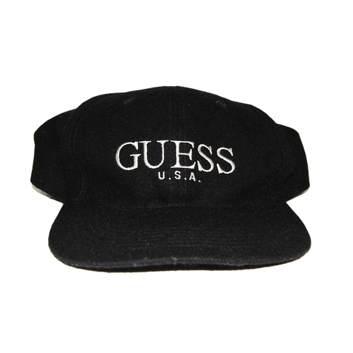 """Guess"" Wool Snapback Cap Used"