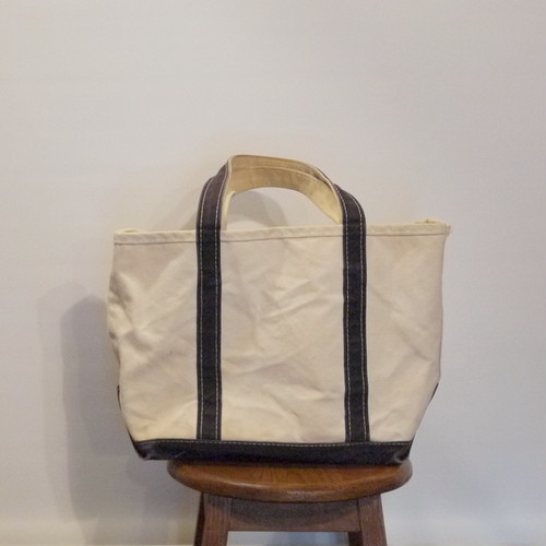 L.L.Bean BOAT&TOTE CANVAS BAG
