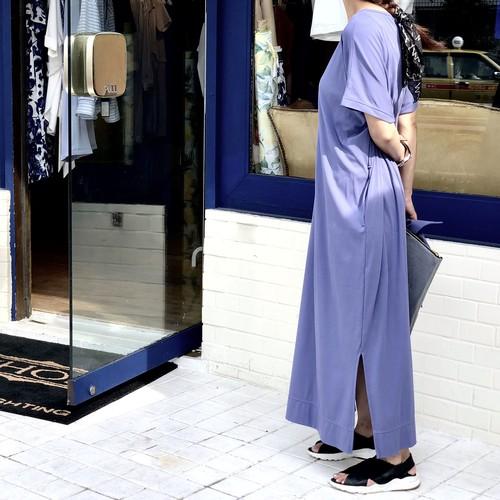 TEE DRESS/LAVENDER