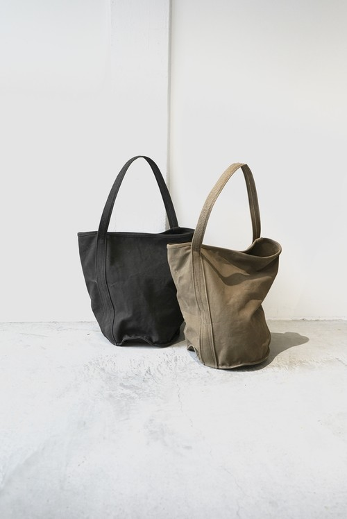 【TOOLS】TANNIN BASKET SHOULDER BAG LARGE