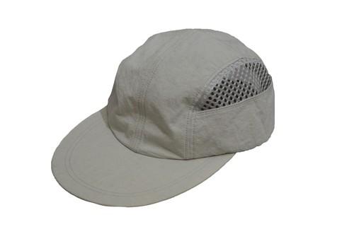 NOROLL / FINFOOT CAP -GREY-