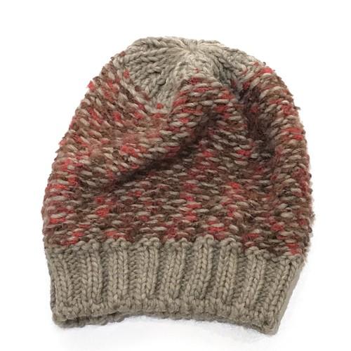 イタリア製 ニット帽 SF6403-400-00