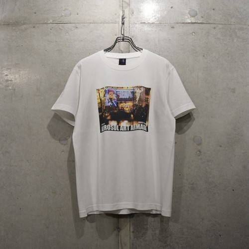 EXPANSION 2009-T TRIBUTE PHASE 2 TEE / WHITE