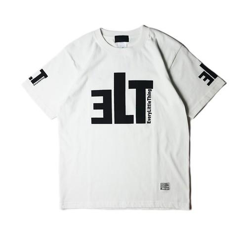 ELT LOGO T-SHIRT WHITE