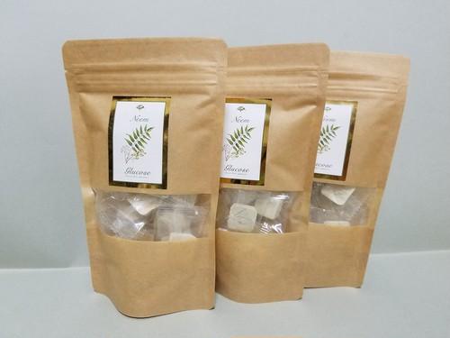 ニームパウダー入りぶどう糖(15個入り) 3袋セット