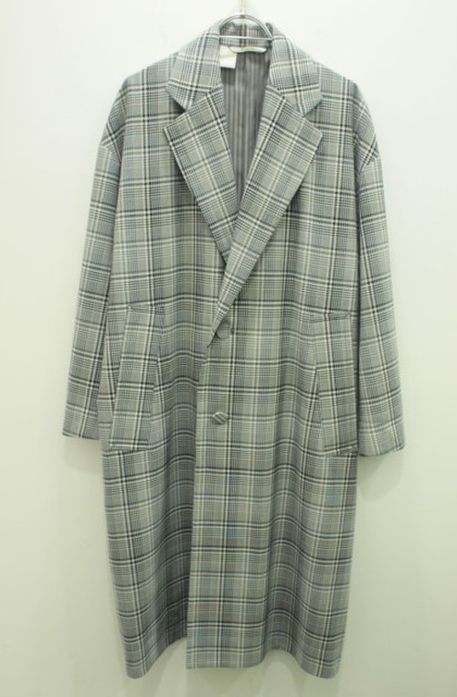 N.HOOLYWOOD CHESTERFIELD COAT / 181-CO01pieces