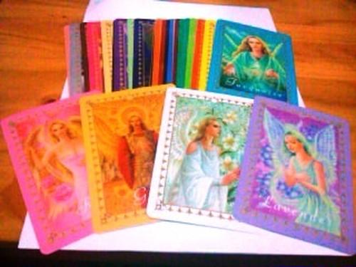◆天使と女神のエンジェルカラーカード講座