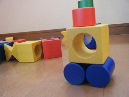 【送料無料 2歳からのおもちゃ】 ネフ(Neaf)社のつみき リグノ 創造力を豊かに育てます!