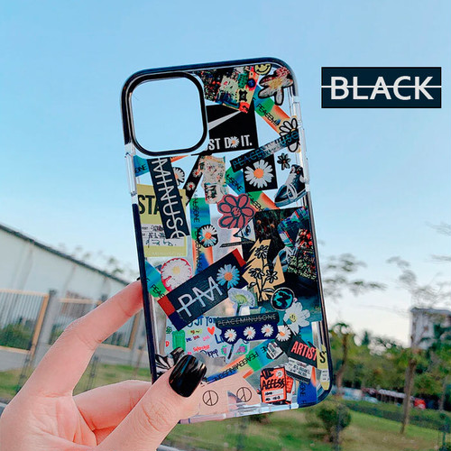 【オーダー商品】  Korean trendy fashion SOFT Phone Case