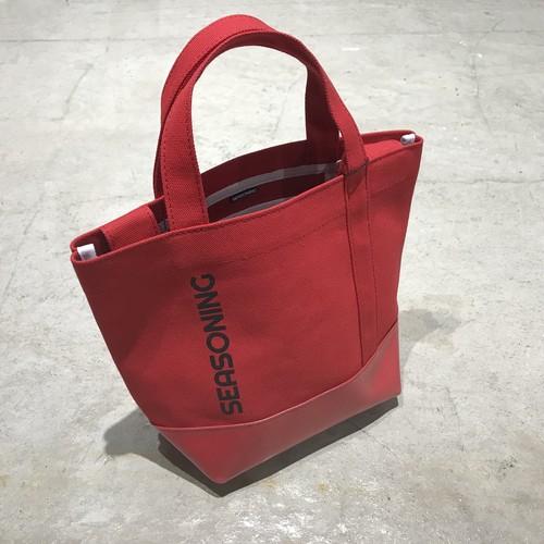 SEASONING TOTE BAG SMALL / RED