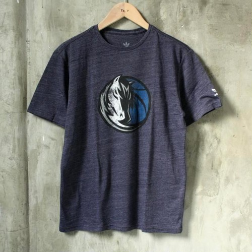 adidas (アディダス) NBA Tri-Blend Tee 【Dallas Mavericks】