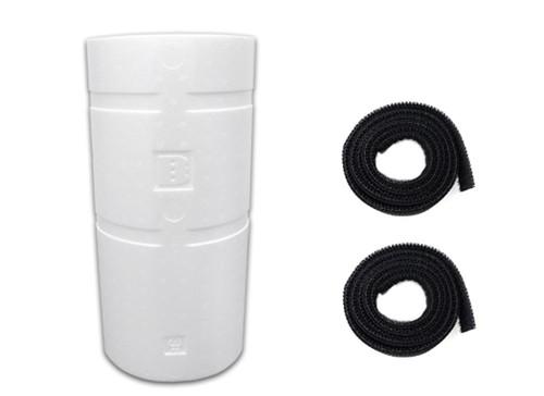 ロングライフセントラル浄水器 防温カバー