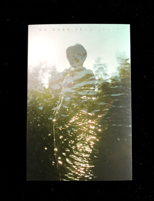 "PHOTO BOOK ""NO WORD FROM ABOVE"" / Li Hui 写真集   Limited edition of 500"