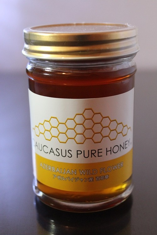 CAUCASUS PURE HONEY (WILD FLOWER HONEY~百花草~)