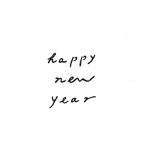 happy new year 小