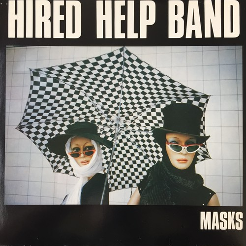Hired Help Band ‎– Masks