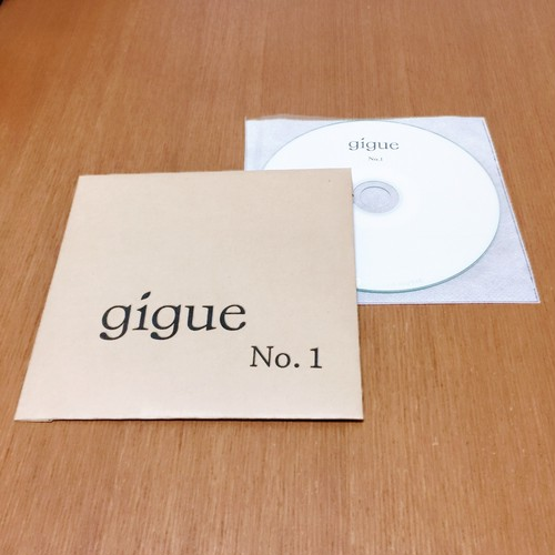 【CD】gigue No.1