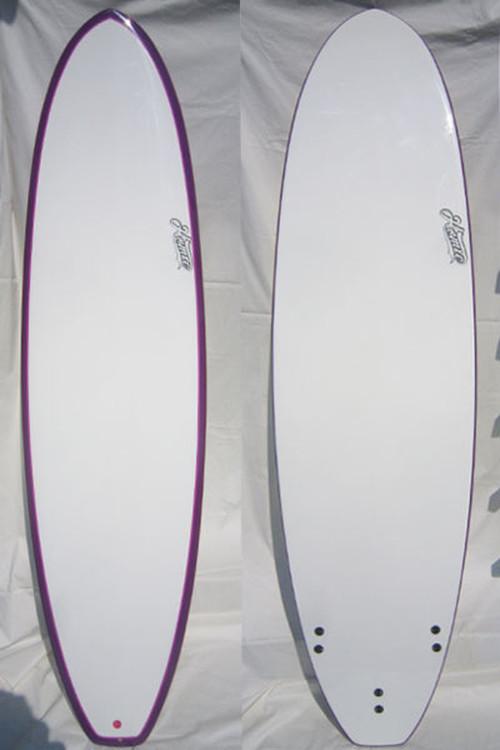 """【送料無料】HOMIE SURF BOARD [6'10""""] ファンボード サーフボード【DEADSTOCK】"""