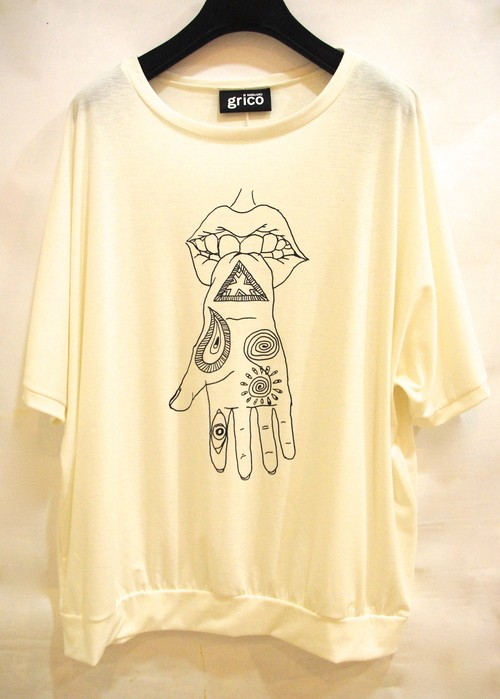 Sketch Tee(White)