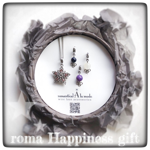 ▲《nature》roma Happiness gift
