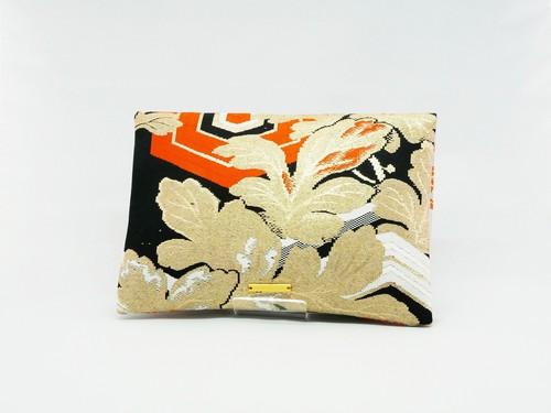 Clutch bag reversible〔一点物〕C039R